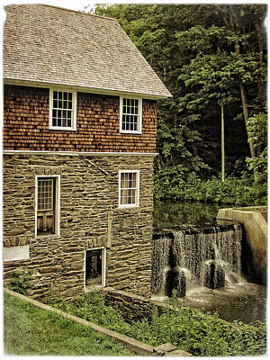 Photograph - Blowme-down Mill by Mike Martin