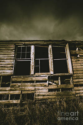 Condemned Photograph - Blown Away by Jorgo Photography - Wall Art Gallery