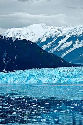 Blue Alaska Art Print