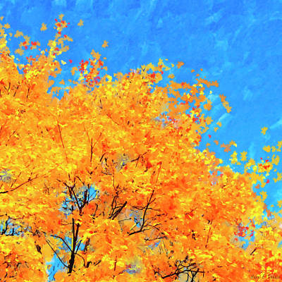 Painting - The Power Of Color by Mark Tisdale
