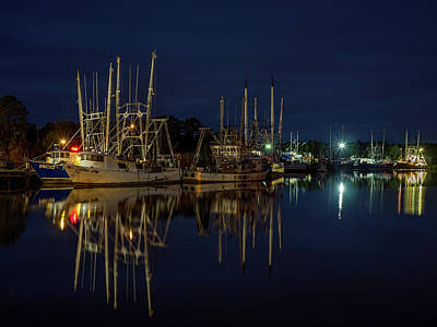 Photograph - Blue Bayou by Brad Boland