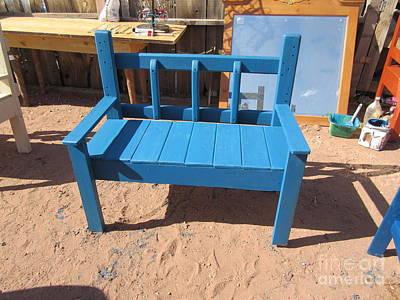 Blue Bench Original