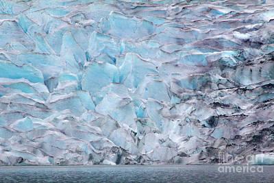Photograph - Blue Beneath by Alycia Christine