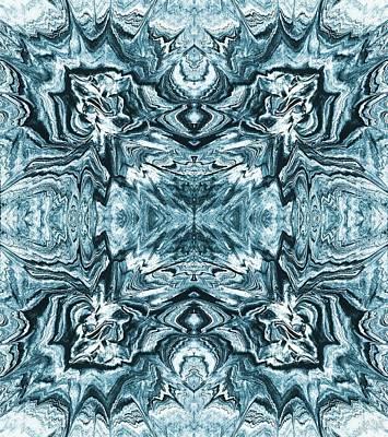 Painting - Blue Bottle by Lori Kingston