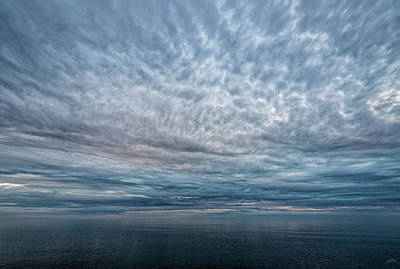 Photograph - Blue Calm by Doug Gibbons
