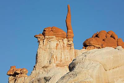 Photograph - Blue Canyon Finger H by Tom Daniel