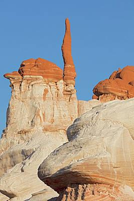 Photograph - Blue Canyon Finger V by Tom Daniel