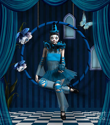 Surrealism Royalty Free Images - Surrealism is never enough Royalty-Free Image by EllerslieArt