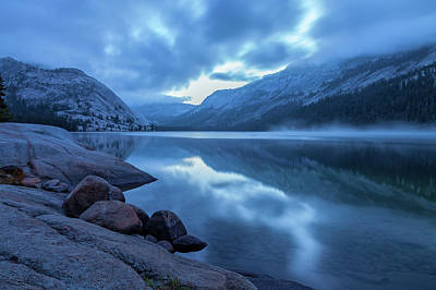 Photograph - Blue Dawn 2 by Jonathan Nguyen
