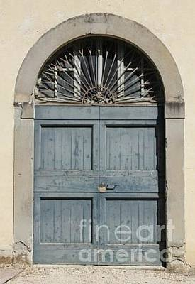 Photograph - Blue Door  by Kim Nelson