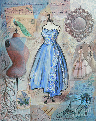 Blue Dress Original