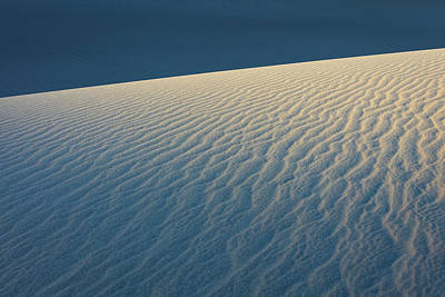 Photograph - Blue Dune by Johnny Adolphson