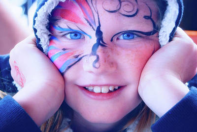 Photograph - Blue Eyed Dreaming by JAMART Photography