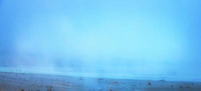 Photograph - Blue Fog by James Bethanis
