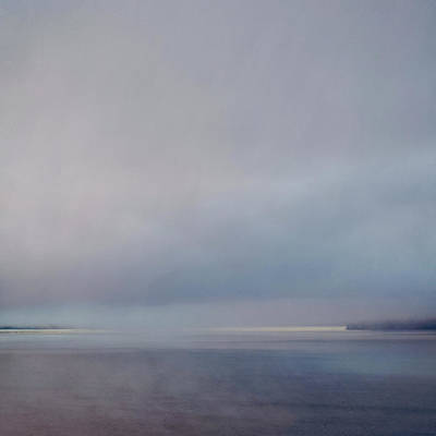 Photograph - Blue Haze by Sally Banfill