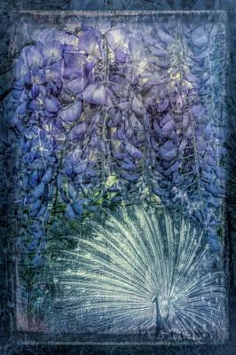 Photograph - Blue Heaven by Debra and Dave Vanderlaan