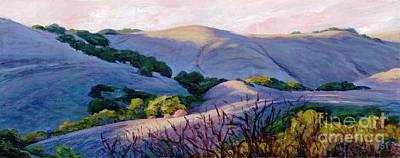 Painting - Blue Hills by Betsee Talavera