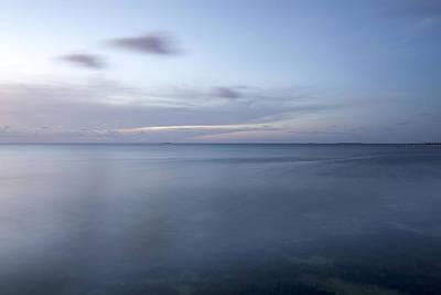 Photograph - Blue Horizon by Al Hurley
