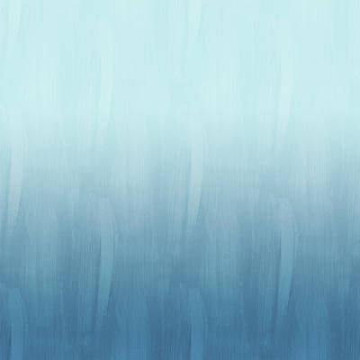 Digital Art - Blue Horizon by Ps