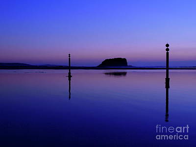 Photograph - Blue Hour by Trena Mara