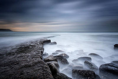 Photograph - Blue Immensity by Jorge Maia