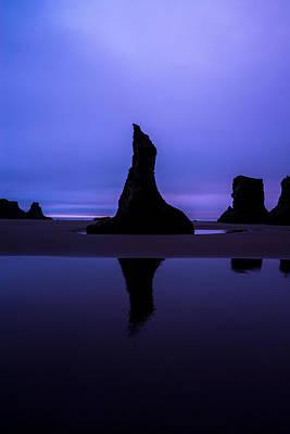 Photograph - Blue Magic by Dustin  LeFevre