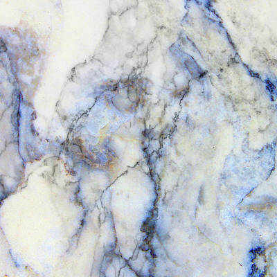 Painting - Blue Marble by Modern Art