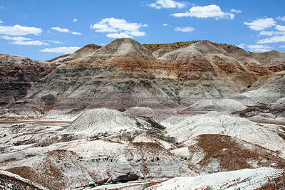 Photograph - Blue Mesa 2 by Chrissy Skeltis