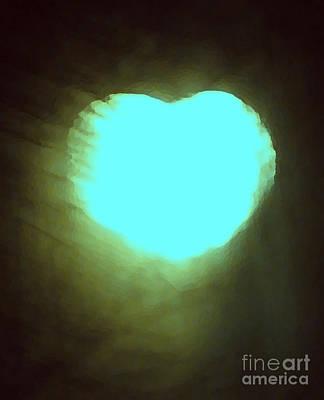 Photograph - Blue Moon by Patricia Januszkiewicz