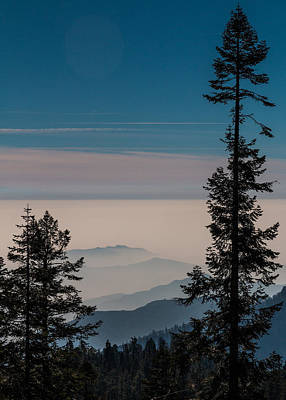 Photograph - Blue Mountains by Patti Deters