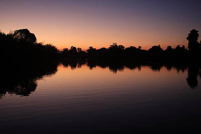 Photograph - Blue Nile River, Ethiopia by Aidan Moran