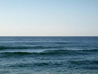 Photograph - Blue Ocean by Ellen Paull