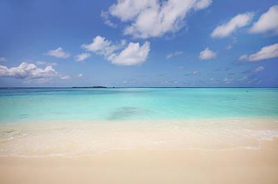 Photograph - Blue Ocean by Jenny Rainbow