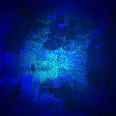 Photograph - Blue Omni by Alli Cullimore