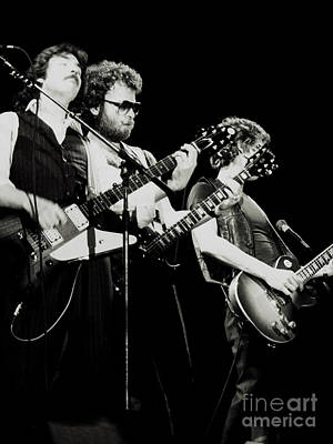 Photograph -  Blue Oyster Cult - Cow Palace 12-31-79 by Daniel Larsen