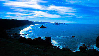 Photograph - Blue Paradise by Pacific Northwest Imagery
