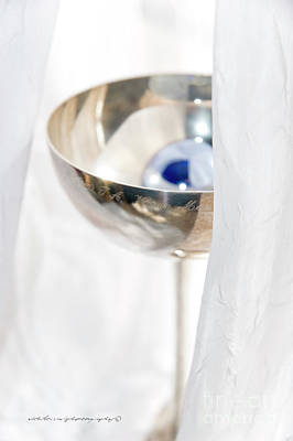 Photograph - Blue Pearl Champagne by Vicki Ferrari