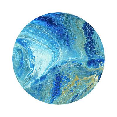 Painting - Blue Planet by Darice Machel McGuire