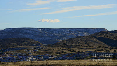 Photograph - Blue Plateau by Robert WK Clark