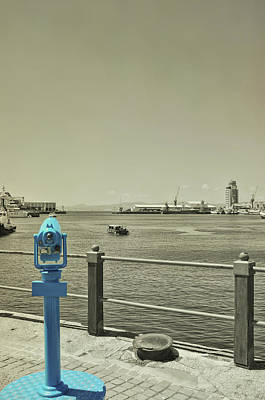 Photograph - Blue Point by JAMART Photography