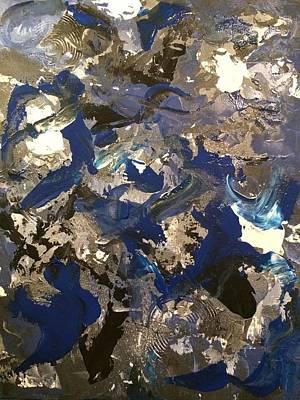 Blue Pride Original by Russtina Green