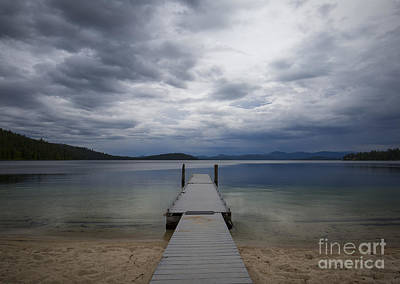 North Idaho Photograph - Blue Rhapsody by Idaho Scenic Images Linda Lantzy