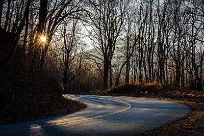 Unique Photograph - Blue Ridge by Gary Migues