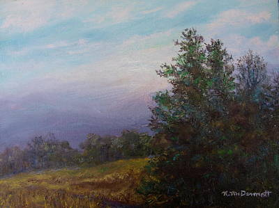 Painting - Blue Ridge Memory by Kathleen McDermott