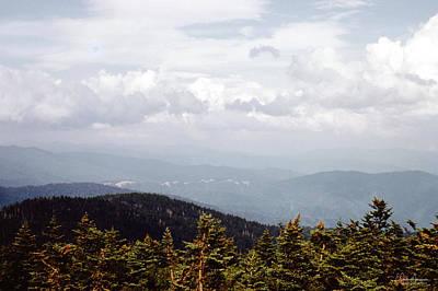 Photograph - Blue Ridge Mountains 1 by Gordon Mooneyhan
