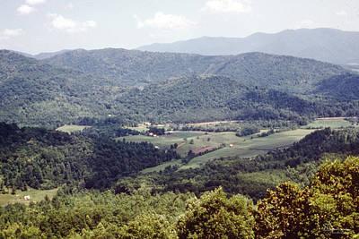 Photograph - Blue Ridge Mountains 10 by Gordon Mooneyhan