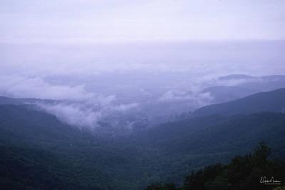 Photograph - Blue Ridge Mountains 3 by Gordon Mooneyhan