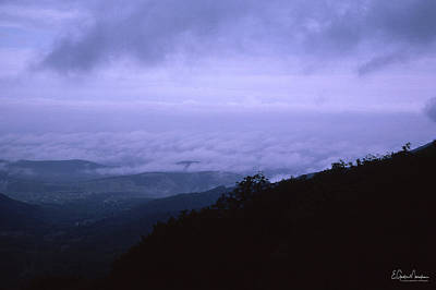 Photograph - Blue Ridge Mountains 4 by Gordon Mooneyhan