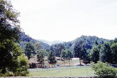 Photograph - Blue Ridge Mountains 7 by Gordon Mooneyhan
