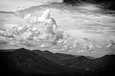 Photograph - Blue Ridge Mountains by Alan Raasch